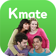 com.mate.korean logo