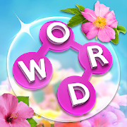 com.peoplefun.wordflowers logo