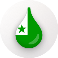 com.languagedrops.drops.learn.learning.speak.language.esperanto.words logo