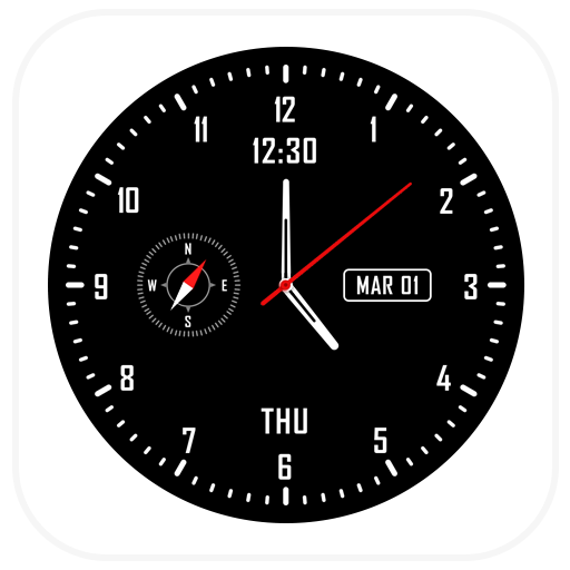 mobi.infolife.ezweather.livewallpaper.clock.watchface logo