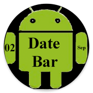 com.omer.datestatusbar