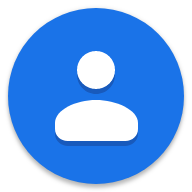 com.google.android.contacts logo
