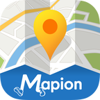 jp.co.mapion.android.app.maps logo